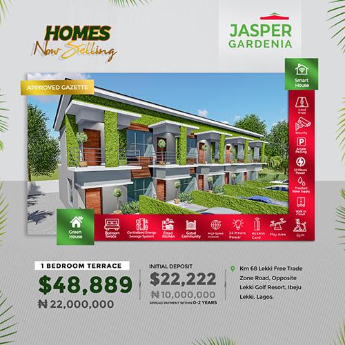 Real estate in lagos Nigeria