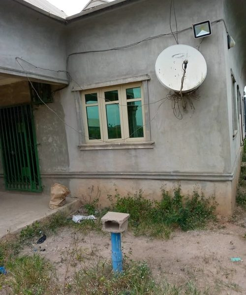 Building for sale in ifo Ogun state