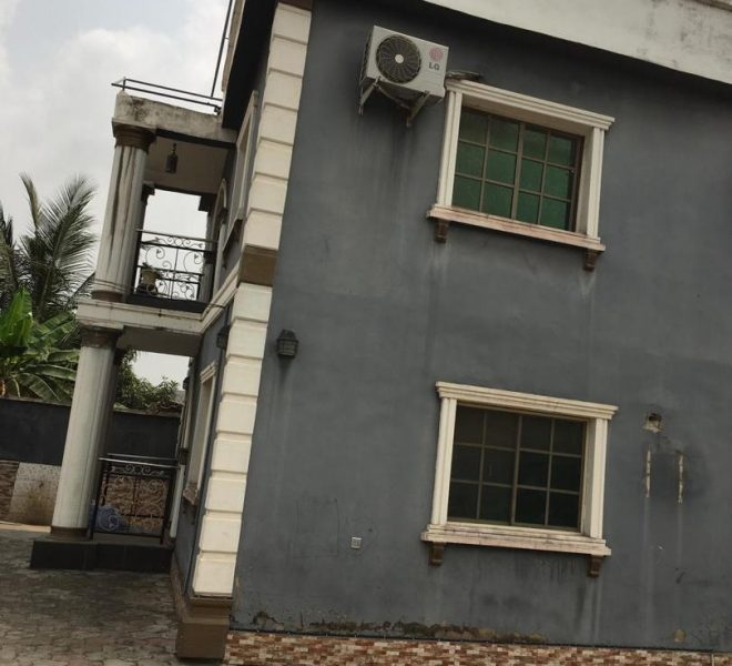 BUILDING FOR SALE IN LAGOS
