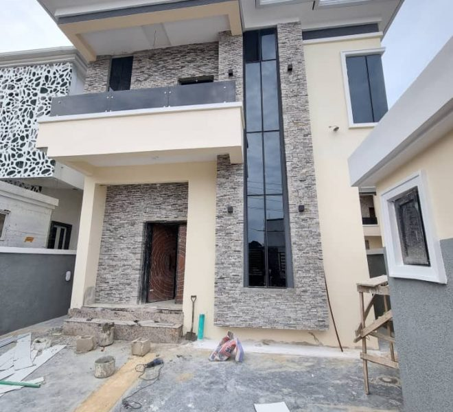 Detached Duplex -Residential Apartment For Sale In Lagos