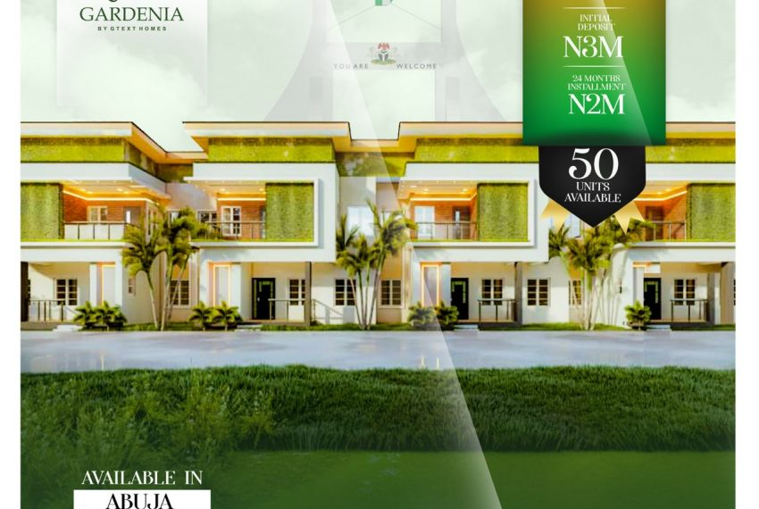Two Bedrooms apartment for sale in Abuja